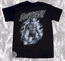 New Marvel Comics Daredevil Men's Realtree Camo Black T-Shirt