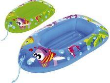 Peces CHILDS Inflable Bote Flotador Bote Kids Niños Piscina Playa Juguete