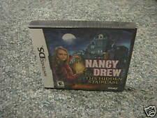 Nancy Drew: The Hidden Staircase (Nintendo DS) NEW