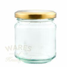8oz 1/2 lb Honey Jars, Jam, Pickle Jars - Packs 12/24/36/192 - FREE DELIVERY