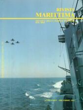 RIVISTA MARITTIMA 12 / DICEMBRE 1992  AA.VV. RIVISTA MARITTIMA 1992