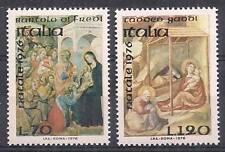 Italia 1976 Serie Natale MNH