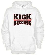Felpa con cappuccio Sport hoodie KP36 Boxe Boxeur Kick Boxing Pugilato
