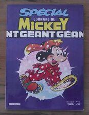 Special journal de Mickey Geant N° 1543 bis,1981,
