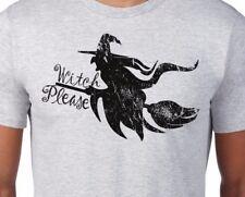 WITCH PLEASE Diva Candy Trick Treat Fall Evil Fun Men's & Women's Unisex T-Shirt