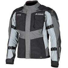 Klim Kodiak Gore-Tex Motorcycle Motorbike Textile Jacket - Grey