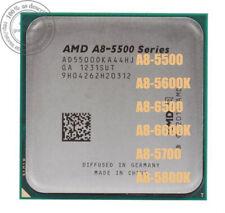 AMD A8-5500 A8-5600K A8-6500 A8-6600K A10-5700 A10-5800K CPU Prozessoren