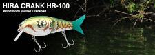 NORIES HIRA CRANK HR-100, HR-130 & HR-150 JDM Swimbait - For Lure Collectors!!!!