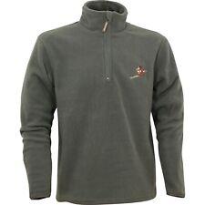 Jack Pyke Pheasant Motif Fleece Pullover Countryman Hunting Shooting Clothing