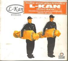 L-KAN - Discazo ( Banda Española de Indie Rock ) Cd Mexican Edition