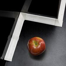 23mm PVC 1,5m - 3m ANDROMEDA BIANCA CUCINA ALZATINA striscia stecca guarnizione