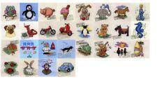 Mouseloft Mini Cross Stitch Kits  - Stitchlet Collection - 3 of 4