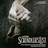 SCHINDLER'S LIST CD - SOUNDTRACK (1993) - NEW UNOPENED - JOHN WILLIAMS