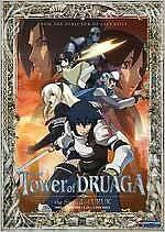 The Tower of Druaga: Part Two - The Sword of Uruk, Good DVD, Travis Willingham,