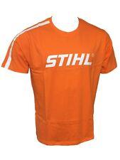 Größe L Stihl T-shirt Doppelpack Orange Und Grau