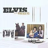 2 CDs - ELVIS PRESLEY - ELVIS BY THE PRESLEYS New Sealed Free p+p