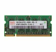 For Hynix DDR2 DDR3 8GB 4GB 2GB 5300 6400 8500 10600 12800 RAM Laptop Memory Lot