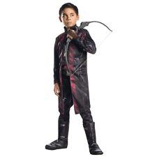 Deluxe Hawkeye Costume The Avengers Halloween Fancy Dress