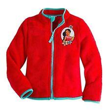 Disney Store Princess Elena of Avalor Fleece Jacket Coat Girls Toddler Size 2