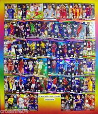 Panini Adrenalyn liga de campeones 2014 2015 15 fans fav., def. Rocks, Limited ed