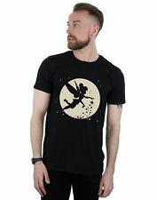 Disney Hombre Tinkerbell Moon Cropped Camiseta