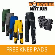 Dickies Pro Travail Genou Pad Pantalon DP1000-Free Genouillères