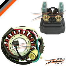 Yamaha Raptor 350 Magneto Stator Starter Relay 2008 2009 2010 2011 2012 2013 NEW