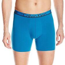 Calvin Klein Men's Underwear Id Cotton Stretch Boxer NU8640-407 Blue Pulse