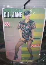 CARNEVALE COSTUME G.I. JANE    MIS.L