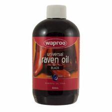 Waproo Raven Oil Black or Brown 500ml