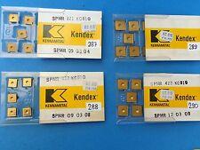 Tournant de coupe disques KENNAMETAL SPMR - 321 à 422 kc810