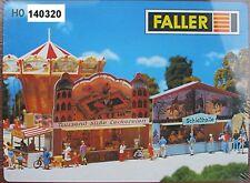 FALLER HO 140320 Bancarelle del luna park #nuovo in confezione originale#