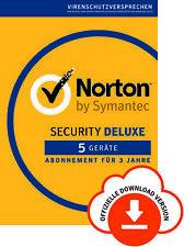 Norton Security 2018 1, 3, 5 und 10 PC / Geräte 1 Jahr vollversion 2019