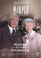 Miss Marple - A Murder In The Vicarage - NEW DVD - Region 4 - Australian Release