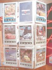8 Figurine esselunga disney pixar cars2 cars 2 dal n 82