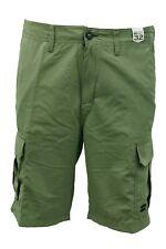 Bermuda da uomo verde Billabong shorts pantaloncino casual moda cargo tasconi