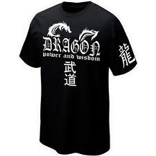 T-Shirt DRAGON ART-MARTIAL JAPAN JAPON NIPPON SPORT COMBAT