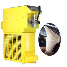 18L/hr Automatic Soft Ice Cream Machine One-head Ice Cream Maker 110v or 220v