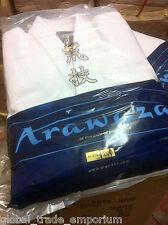 New ARAWAZA EMERALD 26oz Top Quality JU JITSU SUIT GI Uniform BJJ 195 200 & 205
