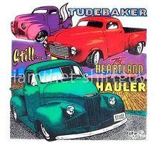 1941-1953 STUDEBAKER HEARTLAND HAULER TRUCK T-SHIRT TB055