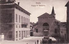 * OVADA - Piazza S.Domenico 1909
