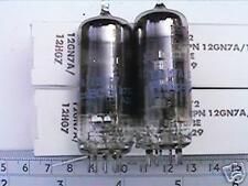 12gn7a 12gh7 Philips Ecg Usa válvula de tubo nuevo 10 Pc