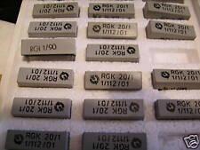 DDR RGK RGI 20/1 TGL 32441 1/112/01 Relais *Neu* * 2 Stück*