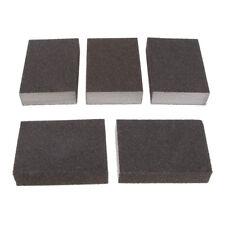 5 Pieces Sanding Sponge Sheet Abrasive Block Pad Polishing Tool Extra Fine