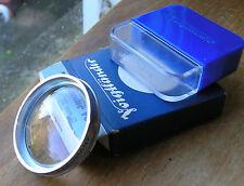 genuine Voigtlander 32mm slip on push fit  focar 1 close up lens