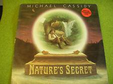 LP Michael CASSIDY - Nature's Secret - Golden Lotus Records GLR-1 - 1979