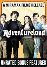 Adventureland (DVD, 2009, Canadian)
