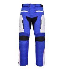 Motorbike Motorcycle Textile Waterproof 600D Cordura CE Approved Trousers Pants