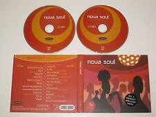 Nova Soul/Club Tunes (audiopharm 71222) 2xcd album