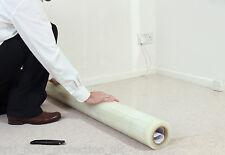 Tappeto & Pavimento Scala protezione temporanea Protettore Pellicola copertura-selezionare dimensioni RW